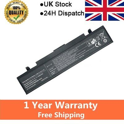 Laptop Battery For SAMSUNG NP200A5B E452 R719 E352 NP300E7A NP-R525 6 Cell • 18.80£