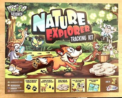£8.99 • Buy Weird Science Nature Explorer Kit. Perfect Birthday Present. Great Outdoor Fun.