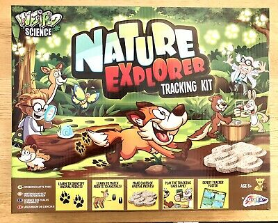 Weird Science Nature Explorer Kit. Perfect Christmas Present. FREE DELIVERY • 9.99£