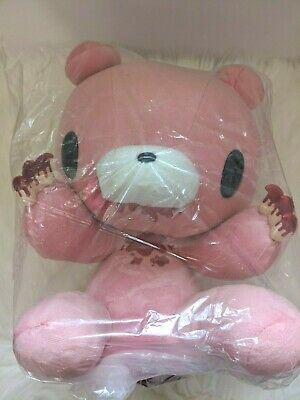 UK SELLER Chax GP Gloomy Bear Pink BIG Plush Licky 38cm RARE Japan • 77£