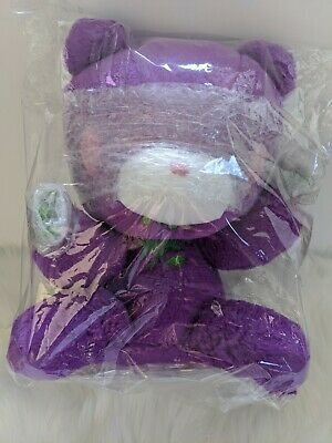 UK Chax GP Gloomy Bear Purple Horror Tone BIG Plush 40cm Japan RARE • 99£