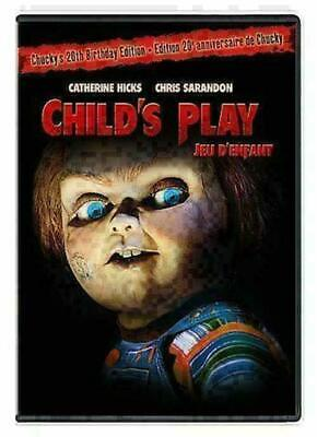 Childs Play (DVD, 2008, Anniversary Edition Canadian Sensormatic Widescreen)GOOD • 3.02£