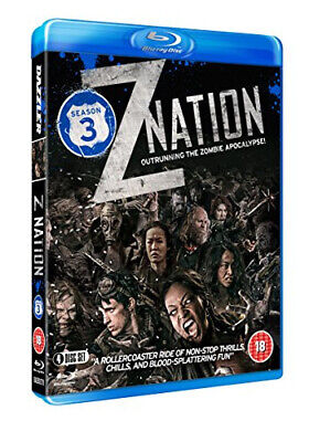 AU22.57 • Buy Z Nation - Season 3 [Blu-ray] [Region B] [Blu-ray] - DVD - Free Shipping. - New