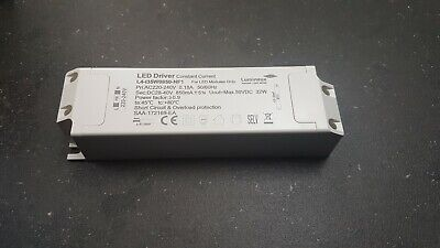 1 X New LED Driver/Transformer Constant Current 32W Like Tridonic • 3.99£