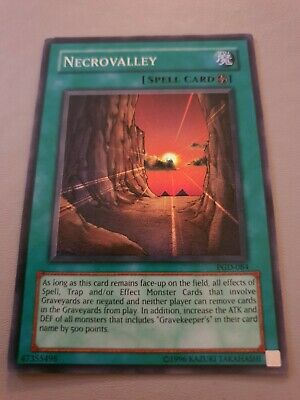 YuGiOh - Necrovalley - PGD-084 - Super Rare.  Lp • 4.49£