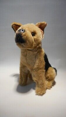 Brand New (with Tags) Alsatian / German Shepherd Puppy Dog - Soft Toy - Canine • 9.99£