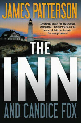 AU27.58 • Buy The Inn By James Patterson