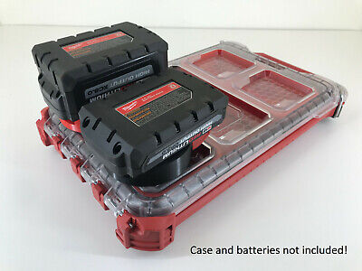 $ CDN18.57 • Buy Milwaukee Compatible M18 Battery Packout Locking Mount Holder