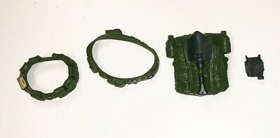 $ CDN19.64 • Buy G.I. Joe Classified DUKE Accessories Belt Weapons Marvel Legends Custom Fodder
