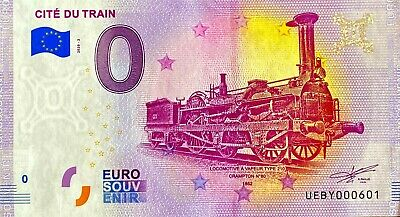 Ticket 0 Euro & Of Train France 2020 Number Various • 3.93£