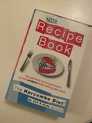 £7.99 • Buy The Harcombe Diet: The Recipe Book By Zoe Harcombe (Paperback, 2011)