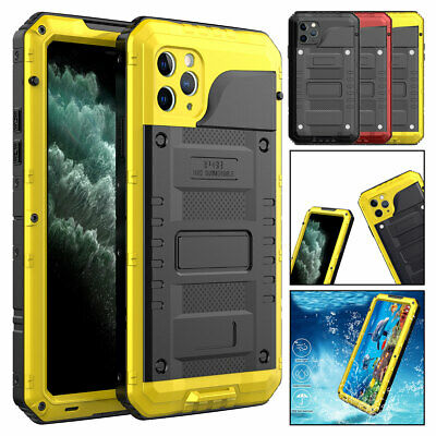 AU36.88 • Buy For IPhone Series Waterproof Phone Case 360 Full Body Heavy Duty Armor Cover