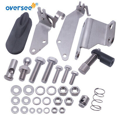 AU160 • Buy 398-83880-1 Remote Control Fitting Kit For  Tohatsu Outboard Motor 9.9HP 15HP 18