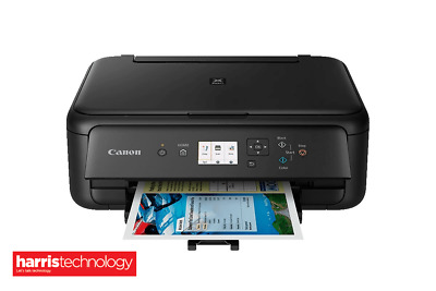AU97.90 • Buy Canon Pixma Home TS5160 Ideal All-in-One Printer With WiFi