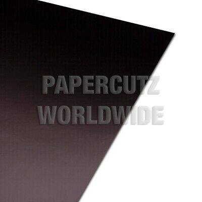 10 Sheets - Black Mirror A4 Crafting Card • 4.99£