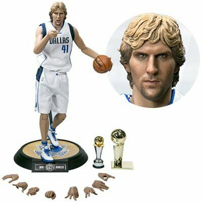 $393.83 • Buy NBA Dirk Nowitzki Real Masterpiece 1:6 Scale Action Figure PREORDER