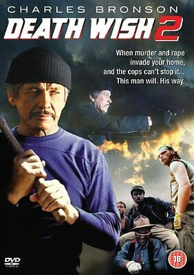 Death Wish 2   DVD   New!    Charles Bronson • 5.99£