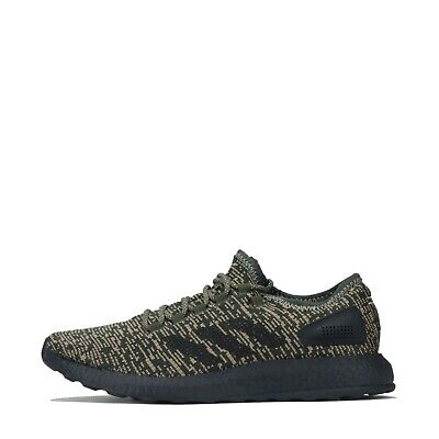 AU244.63 • Buy Adidas Pure Boost Men's Running Trainers Shoes Brown