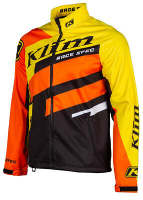 $ CDN221.57 • Buy Klim Race Spec Jacket Klim Yellow Size XL