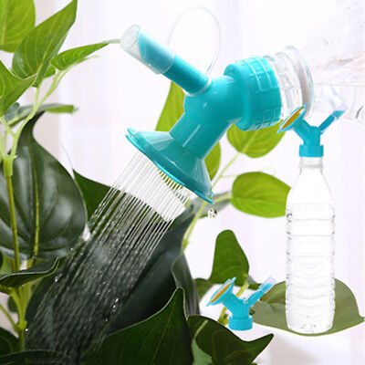 £3.49 • Buy 1PC Flower Nozzle Long Mouth Soft Drink Bottle Top Potted Watering Device Tool