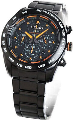 $ CDN558.84 • Buy Seiko Criteria Chronograph Solar Men's Watch SSC127P1