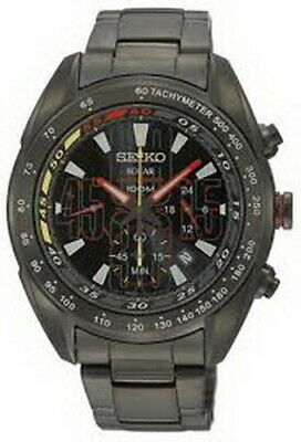 $ CDN558.84 • Buy Seiko Criteria Chronograph Solar Men's Watch SSC053P1