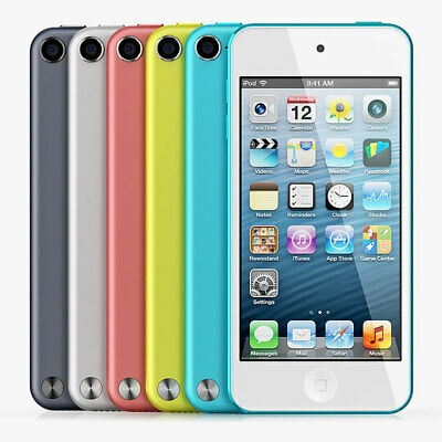 £56.99 • Buy Apple IPod Touch 5th Generation 16GB 32GB 64GB LOWER BATTERY FULLY WORKING