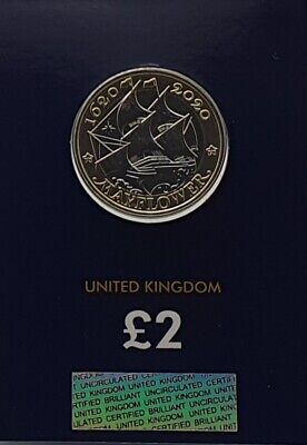 Circulated And Brilliant Uncirculated £2 Coins • 3.95£