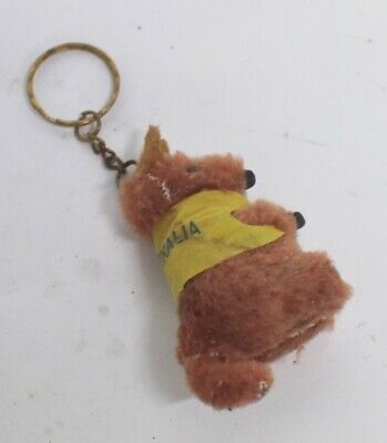 I Love Australia Kangaroo Keyring Vintage Olympic Games London 2012 Open Arms • 1.66£