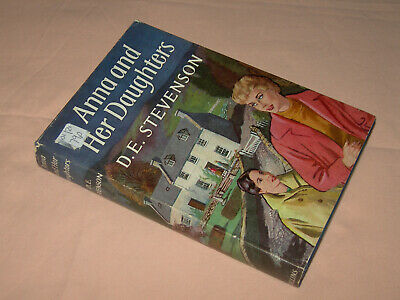 Anna And Her Daughters D E Stevenson 1st Edition 1958 • 49.99£