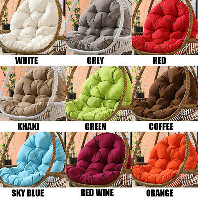 AU48.99 • Buy Outdoor Indoor Patio Cushion Hanging Swing Egg Chair Soft Only Cushion /Cover