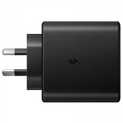 AU47.45 • Buy Samsung 45W USB-C PD Fast Charging Wall Charger -Black, Include 5A USB-C To