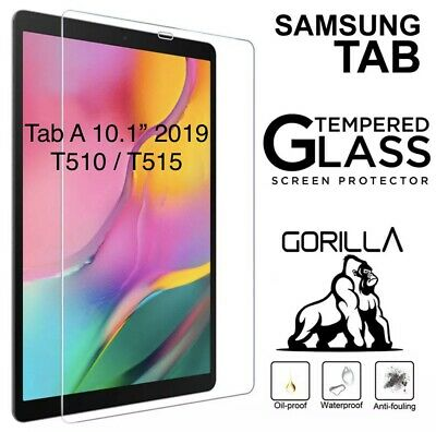 £3.95 • Buy Tempered Glass Screen Protector For Samsung Galaxy Tab A 10.1 2019 SM T510 T515