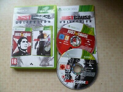 Just Cause Collection (Xbox 360) FAST & FREE Delivery • 5.50£