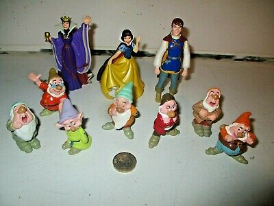 Disney Snow White And The Seven Dwarfs Figure Bundle  • 17.99£