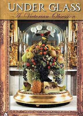 Victorian Parlor Dome Masterpieces - Flowers Birds Taxidermy Automata Etc / Book • 53.78£
