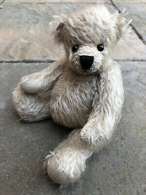 Teddy Bear Making Kit In Sand Mohair (intermediate Level Crafter) Peanut • 28.50£