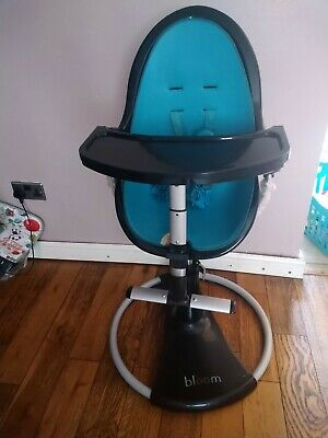 Bloom Fresco Highchair Used A Lot Still In Good Condition  • 99£
