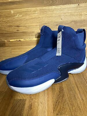 AU84.02 • Buy NWT Adidas N3XT L3V3L 2020 Tech Indigo Basketball Shoes Men's Size 15   FV7177