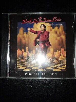 Michael Jackson - Blood On The Dance Floor, History In The Mix - CD Album • 4£