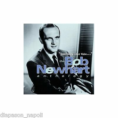 Bob Newhart: Something Like This-Bob Newhar - Box 2 CD • 14.72£