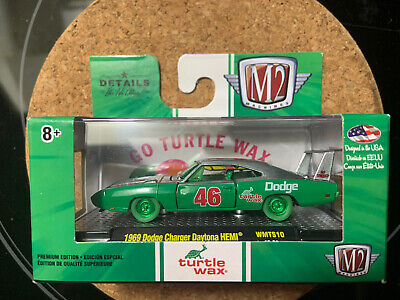 $ CDN150 • Buy M2 Machines Turtle Wax 1969 Dodge Charger Daytona HEMI *RAW CHASE* 1of 250  VHTF