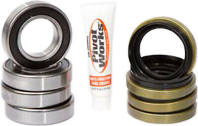 $46.24 • Buy PW FRONT Wheel Bearing Kit 1999-2001 YAMAHA GRIZZLY 600 2002 GRIZZLY 660
