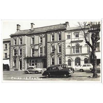 £16.95 • Buy CHIPPING NORTON Oxon Old Motor Car At The White Hart Hotel RP Postcard, Unused
