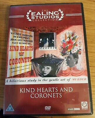 Kind Hearts And Coronets: DVD [1949] - The Ealing Studios Collection • 3£