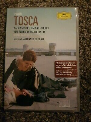 £3.99 • Buy Tosca - Puccini (DVD, 2005)