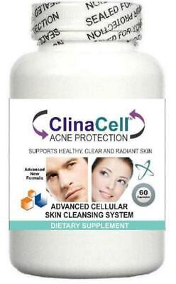 £39.95 • Buy 3 Acne Pill For Spots Scars Clear Skin Blackheads Remover Blemishes Clogged Pore