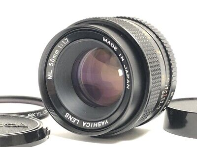 Yashica ML F1.7 50mm C/Y Contax / Yashica Mount Lens For SLR / Mirrorless Camera • 59.97£