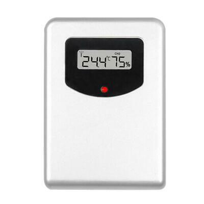 Digital Wireless Thermometer Sensor Remote Indoor Outdoor Humidity Station L&6 • 8.54£