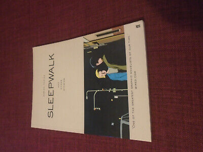 Adrian Tomine - Sleepwalk And Other Stories Graphic Novel • 7.99£